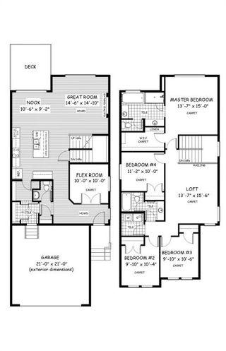 Photo 16: 148 Precedence View: Cochrane Detached for sale : MLS®# A1023610