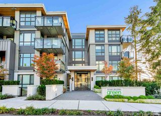"Photo 1: 102 707 E 3RD Street in North Vancouver: Queensbury Condo for sale in ""GREEN ON QUEENSBURY"" : MLS®# R2515264"