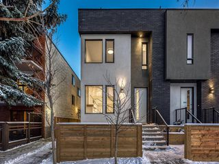 Main Photo: 2 721 1 Avenue in Calgary: Sunnyside Row/Townhouse for sale : MLS®# A1048970