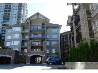 "Photo 1: 413 9283 GOVERNMENT Street in Burnaby: Government Road Condo for sale in ""SANDLEWOOD III"" (Burnaby North)  : MLS®# V817288"