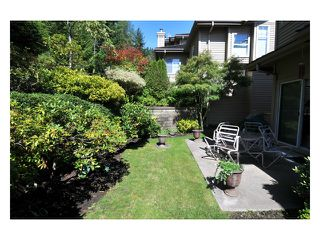 Photo 9: 11 2979 PANORAMA Drive in Coquitlam: Westwood Plateau Townhouse for sale : MLS®# V849714
