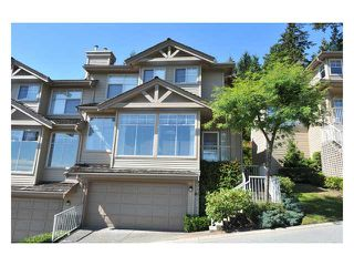 Photo 1: 11 2979 PANORAMA Drive in Coquitlam: Westwood Plateau Townhouse for sale : MLS®# V849714