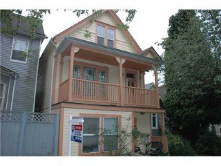 Photo 1: 1030 E PENDER Street in Vancouver: Mount Pleasant VE House for sale (Vancouver East)  : MLS®# V856146