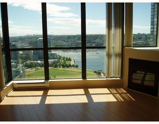 "Photo 2: 2301 501 PACIFIC Street in Vancouver: Downtown VW Condo for sale in ""THE 501"" (Vancouver West)  : MLS®# V721994"