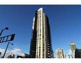 "Photo 1: 2301 501 PACIFIC Street in Vancouver: Downtown VW Condo for sale in ""THE 501"" (Vancouver West)  : MLS®# V721994"