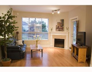 "Photo 1: 104 3895 SANDELL Street in Burnaby: Central Park BS Condo for sale in ""CLARKE HOUSE"" (Burnaby South)  : MLS®# V737100"