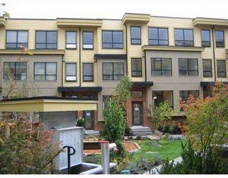 """Photo 2: 111 1859 STAINSBURY Avenue in Vancouver: Victoria VE Townhouse for sale in """"WORKS"""" (Vancouver East)  : MLS®# V744369"""