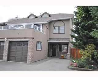 "Photo 10: 13 12438 BRUNSWICK Place in Richmond: Steveston South Townhouse for sale in ""BRUNSWICK GARDEN"" : MLS®# V778607"