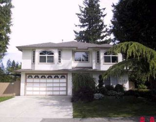 Photo 1: 4586 196TH STREET in BROOKSIDE: Langley City Home for sale ()  : MLS®# F2509783
