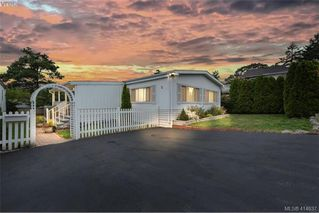 Photo 1: 9 1536 Middle Road in VICTORIA: VR Glentana Manu Double-Wide for sale (View Royal)  : MLS®# 414637