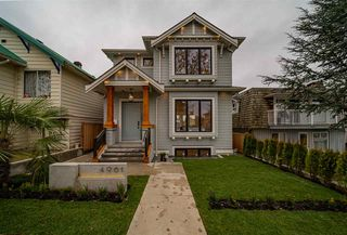 Photo 2: 4961 SOMERVILLE Street in Vancouver: Fraser VE House for sale (Vancouver East)  : MLS®# R2440769