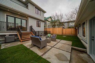 Photo 19: 4961 SOMERVILLE Street in Vancouver: Fraser VE House for sale (Vancouver East)  : MLS®# R2440769
