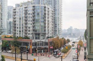 """Main Photo: 501 212 DAVIE Street in Vancouver: Yaletown Condo for sale in """"Parkview Gardens"""" (Vancouver West)  : MLS®# R2472789"""