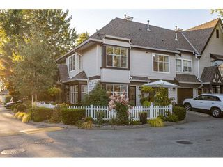 "Photo 2: 75 12099 237 Street in Maple Ridge: East Central Townhouse for sale in ""Gabriola"" : MLS®# R2497025"