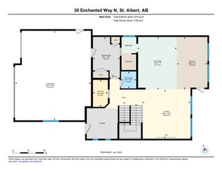 Photo 47: 30 Enchanted Way: St. Albert House for sale : MLS®# E4216133