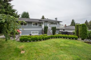 Photo 1: 936 STARDALE Avenue in Coquitlam: Coquitlam West House for sale : MLS®# R2504719