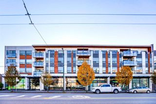 "Photo 1: 215 2858 W 4TH Avenue in Vancouver: Kitsilano Condo for sale in ""KitsWest"" (Vancouver West)  : MLS®# R2516586"