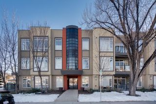Main Photo: 209 540 34 Street NW in Calgary: Parkdale Apartment for sale : MLS®# A1062694