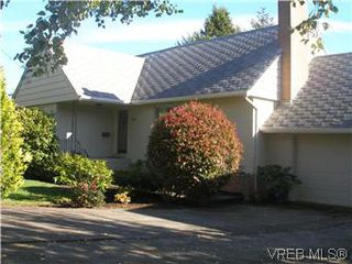 Photo 1:  in VICTORIA: Vi Fairfield West Single Family Detached for sale (Victoria)  : MLS®# 552103