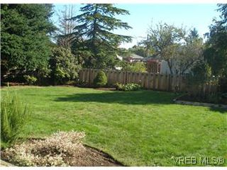 Photo 16:  in VICTORIA: Vi Fairfield West Single Family Detached for sale (Victoria)  : MLS®# 552103