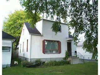 Photo 1: 867 BEACH Avenue in WINNIPEG: East Kildonan Residential for sale (North East Winnipeg)  : MLS®# 2609812