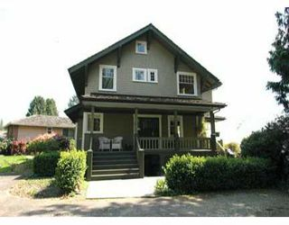 """Photo 1: 11530 ANDERSON PL in Maple Ridge: West Central House for sale in """"ANDERSON PL"""" : MLS®# V587800"""