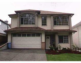 Main Photo: 2316 NACHT AV in Port_Coquitlam: Citadel PQ House for sale (Port Coquitlam)  : MLS®# V325360
