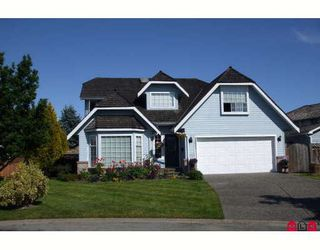 "Photo 1: 18843 63A Avenue in Surrey: Cloverdale BC House for sale in ""Falconridge"" (Cloverdale)  : MLS®# F2819584"