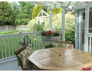 "Photo 10: 18843 63A Avenue in Surrey: Cloverdale BC House for sale in ""Falconridge"" (Cloverdale)  : MLS®# F2819584"
