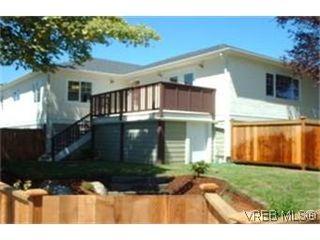 Photo 1:  in VICTORIA: Vi Jubilee Half Duplex for sale (Victoria)  : MLS®# 437462