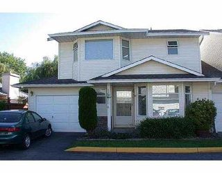"""Photo 1: 6 11934 LAITY Street in Maple_Ridge: West Central Townhouse for sale in """"LAITY SQUARE"""" (Maple Ridge)  : MLS®# V753308"""