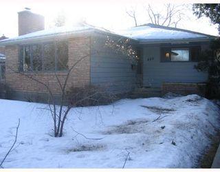 Photo 1:  in WINNIPEG: Fort Garry / Whyte Ridge / St Norbert Residential for sale (South Winnipeg)  : MLS®# 2904038