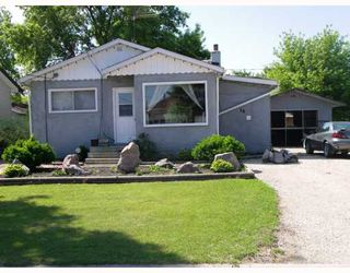 Photo 1: 16 BARIL Avenue in STJEAN: Manitoba Other Residential for sale : MLS®# 2911901
