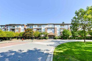 Main Photo: 306 15895 84 Avenue in Surrey: Fleetwood Tynehead Condo for sale : MLS®# R2393610