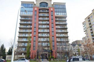 Photo 1: 902 10319 111 Street in Edmonton: Zone 12 Condo for sale : MLS®# E4179163