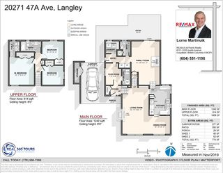 """Photo 2: 20271 47A Avenue in Langley: Langley City House for sale in """"CREEKSIDE"""" : MLS®# R2422074"""