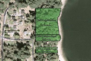 Photo 5: 1325 CATALINA Road: Bowen Island Land for sale : MLS®# R2450824