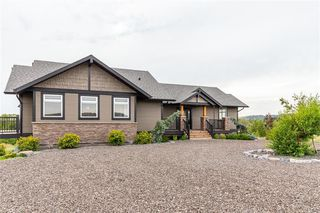 Photo 1: 264075 FORESTRY TRUNK Road in Rural Rocky View County: Rural Rocky View MD Detached for sale : MLS®# C4295898