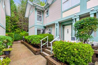 Main Photo: 51 65 FOXWOOD Drive in Port Moody: Heritage Mountain Townhouse for sale : MLS®# R2502357