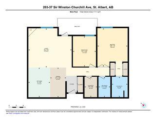 Photo 19: 203 37 SIR WINSTON CHURCHILL Avenue: St. Albert Condo for sale : MLS®# E4218697