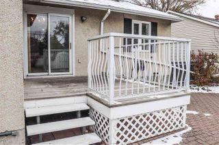 Photo 39: 13528 124 Avenue NW in Edmonton: Zone 04 House for sale : MLS®# E4219075