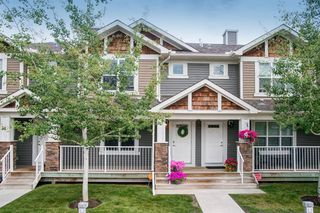 Main Photo: 204 Cranberry Park SE in Calgary: Cranston Row/Townhouse for sale : MLS®# A1053058