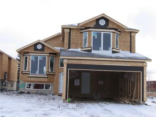 Main Photo: 11 Courageous Cove in WINNIPEG: Transcona Residential for sale (North East Winnipeg)  : MLS®# 1001080