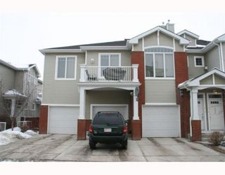 Photo 19: 502 8000 WENTWORTH Drive SW in CALGARY: West Springs Stacked Townhouse for sale (Calgary)  : MLS®# C3408202