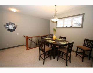 Photo 3: 502 8000 WENTWORTH Drive SW in CALGARY: West Springs Stacked Townhouse for sale (Calgary)  : MLS®# C3408202
