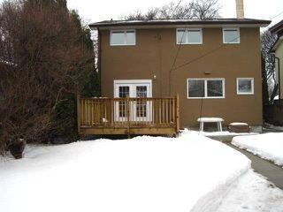 Photo 10:  in WINNIPEG: River Heights / Tuxedo / Linden Woods Residential for sale (South Winnipeg)  : MLS®# 1003496