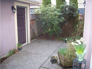 Photo 9: 1819 CREELMAN Avenue in Vancouver: Kitsilano House 1/2 Duplex for sale (Vancouver West)  : MLS®# V815473
