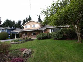 Photo 2: 801 FAIRWAY Drive in North Vancouver: Dollarton House for sale : MLS®# V817318