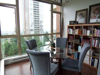 """Photo 4: 1205 6838 STATION HILL Drive in Burnaby: South Slope Condo for sale in """"BELGRAVIA"""" (Burnaby South)  : MLS®# V839609"""