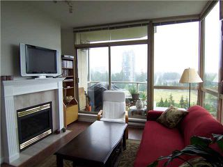 """Photo 2: 1205 6838 STATION HILL Drive in Burnaby: South Slope Condo for sale in """"BELGRAVIA"""" (Burnaby South)  : MLS®# V839609"""